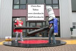 Combat de chevaliers / Riddergevecht
