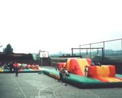 Piste d'obstacles / Hindernissenbaan