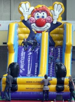 Slyde Clown