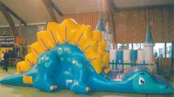 Slyde Dino (max 8 ans/jaar)
